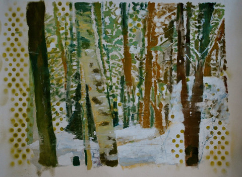 unnamed birches